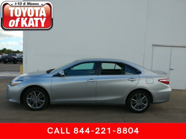 2016 Toyota Camry in Katy, TX