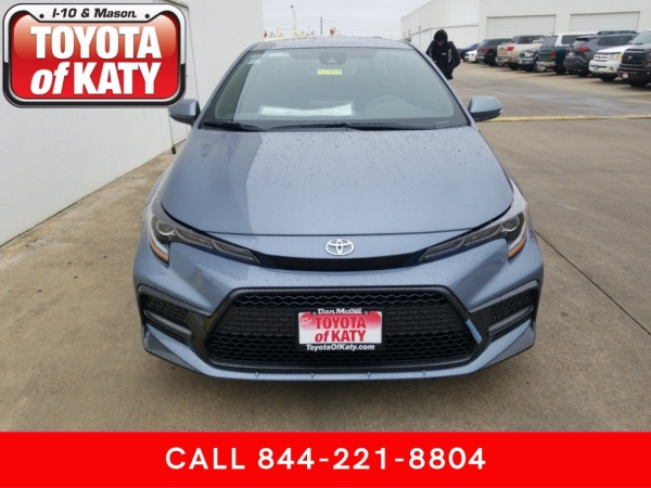 Toyota Of Katy >> 2020 Toyota Corolla Se For Sale In Katy Tx Truecar