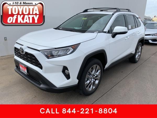 2019 Toyota RAV4 in Katy, TX