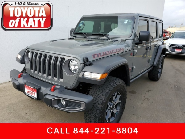 2019 Jeep Wrangler in Katy, TX
