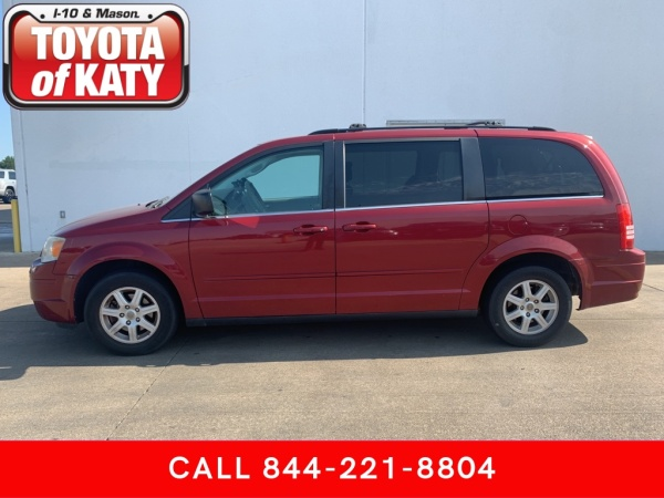 2010 Chrysler Town & Country in Katy, TX