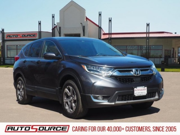 2018 Honda CR-V in Colorado Springs, CO