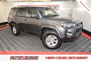 Colorado Springs Toyota >> Used Toyota 4runners For Sale In Colorado Springs Co Truecar