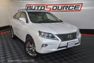Beautiful Used 2015 Lexus RX RX 350 FWD For Sale In Colorado Springs, CO