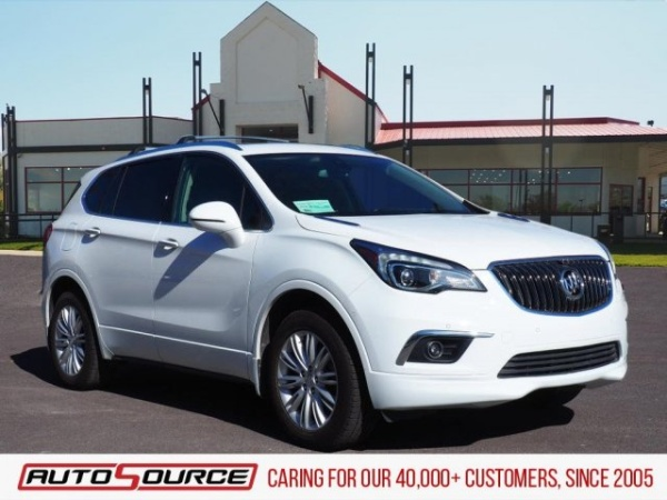 2017 Buick Envision in Colorado Springs, CO