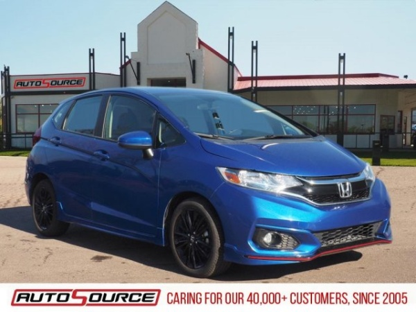 2018 Honda Fit in Colorado Springs, CO