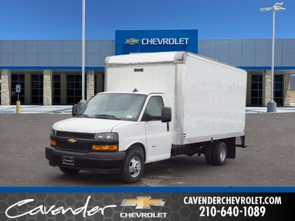 2020 Chevrolet Express Commercial Cutaway in Boerne, TX