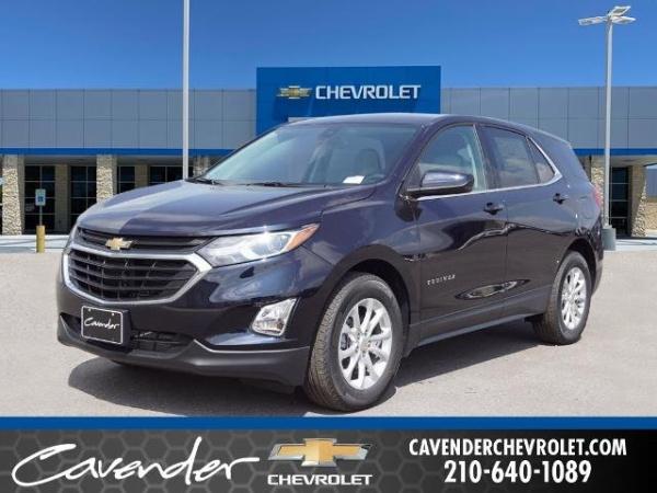 2020 Chevrolet Equinox in Boerne, TX