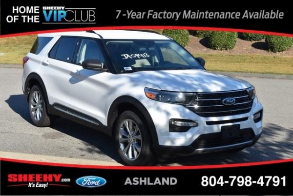 2020 Ford Explorer in Ashland, VA