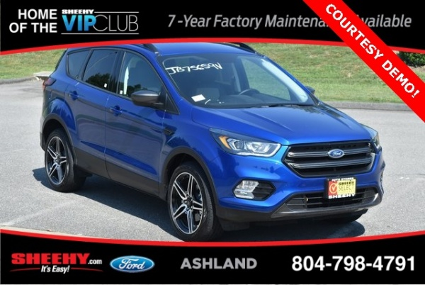 Sheehy Ford Ashland Va >> 2019 Ford Escape Sel Awd For Sale In Ashland Va Truecar