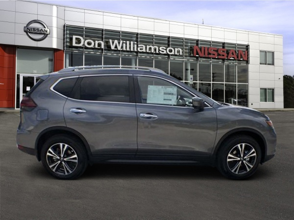 2020 Nissan Rogue in Jacksonville, NC