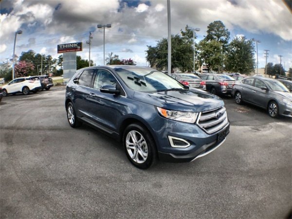 2018 Ford Edge in Jacksonville, NC