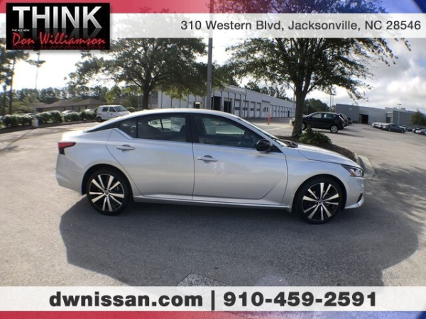 2020 Nissan Altima in Jacksonville, NC