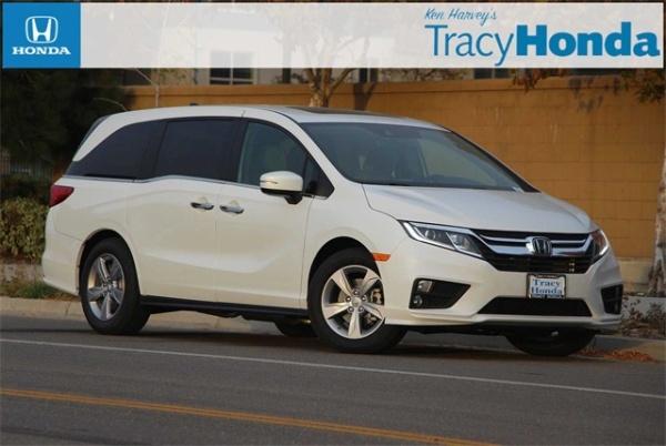 2020 Honda Odyssey in Tracy, CA