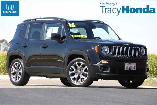 2016 Jeep Renegade in Tracy, CA