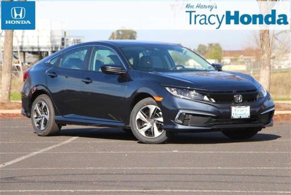 2020 Honda Civic in Tracy, CA