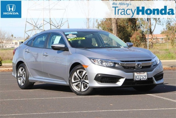 2018 Honda Civic in Tracy, CA