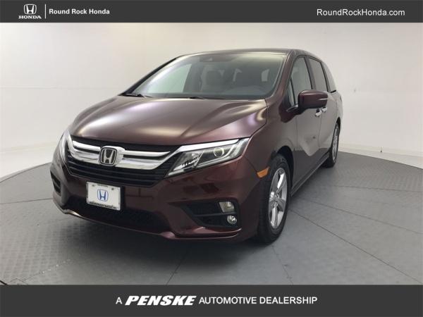 2020 Honda Odyssey in Round Rock, TX