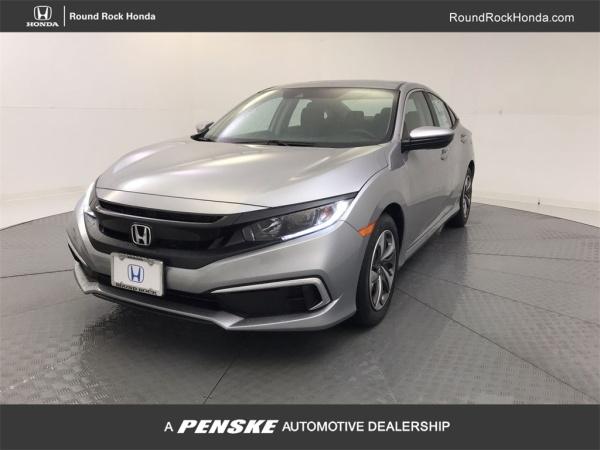 2020 Honda Civic in Round Rock, TX