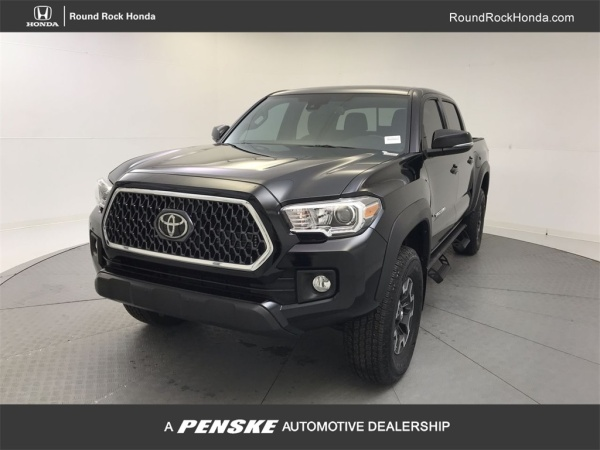 2019 Toyota Tacoma in Round Rock, TX