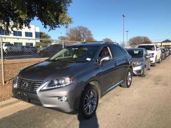 2013 Lexus RX in Round Rock, TX