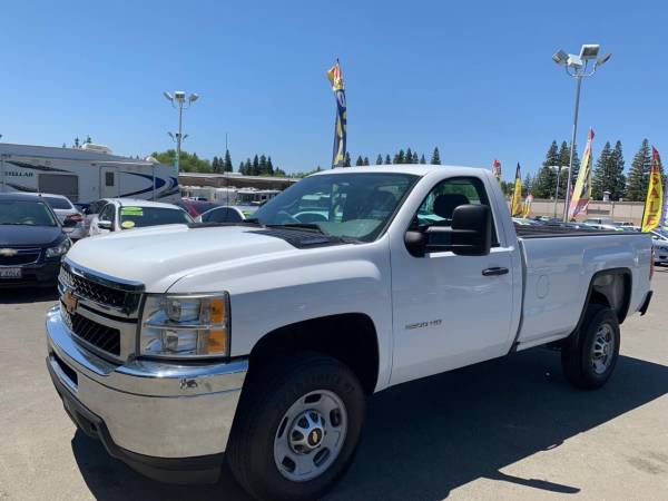 2013 Chevrolet Silverado 2500HD in Rancho Cordova, CA
