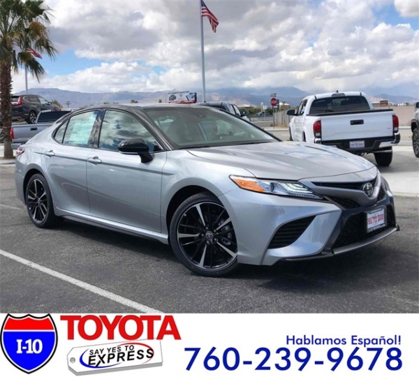 2020 Toyota Camry in Indio, CA