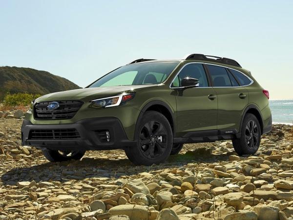 2020 Subaru Outback in SANTA MONICA, CA