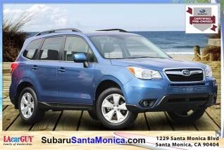 2016 Subaru Forester 2 5i Limited Cvt Pzev For In Santa Monica