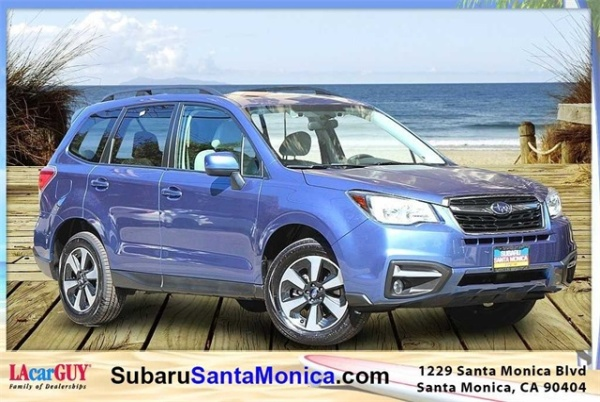 2018 Subaru Forester in SANTA MONICA, CA