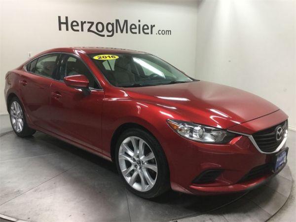 2016 Mazda Mazda6 in Beaverton, OR