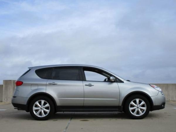 2007 Subaru B9 Tribeca Limited 5 Passenger With Gray Interior For