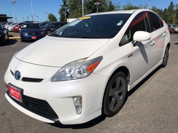 2013 Toyota Prius Reliability - Consumer Reports