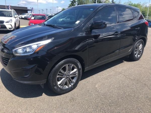 2014 Hyundai Tucson Reliability - Consumer Reports