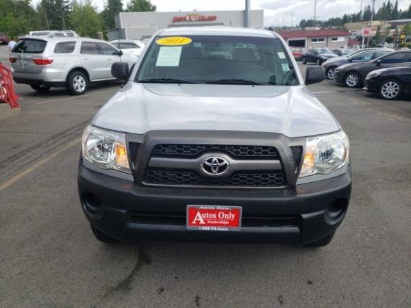 2011 Toyota Tacoma Reliability - Consumer Reports