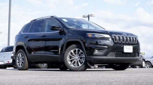 2020 Jeep Cherokee in Killeen, TX