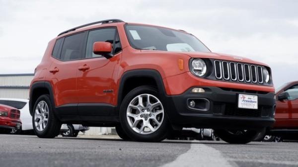 2017 Jeep Renegade in Killeen, TX
