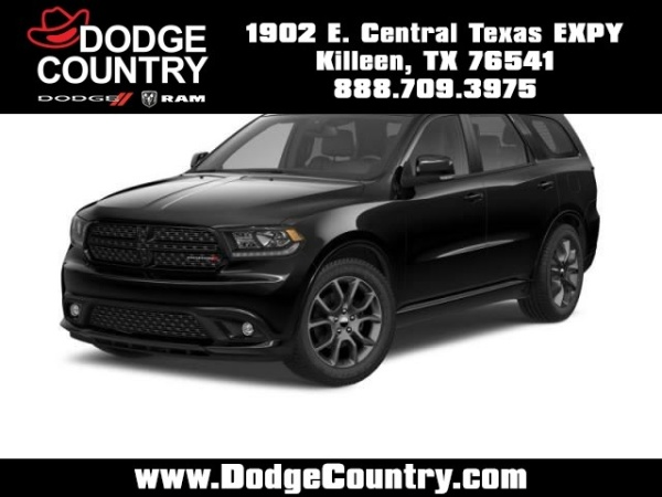 2019 Dodge Durango R/T