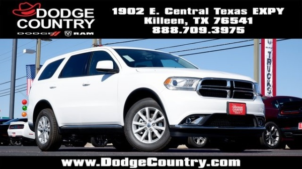 Dodge Country Killeen >> 2020 Dodge Durango Sxt For Sale In Killeen Tx Truecar