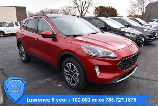 2020 Ford Escape in Lawrence, KS