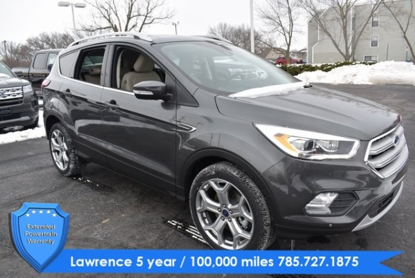 2019 Ford Escape in Lawrence, KS