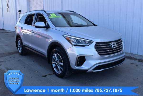 2018 Hyundai Santa Fe in Lawrence, KS