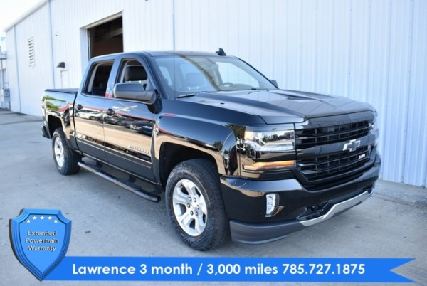 2017 Chevrolet Silverado 1500 in Lawrence, KS