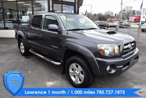 2010 Toyota Tacoma in Lawrence, KS
