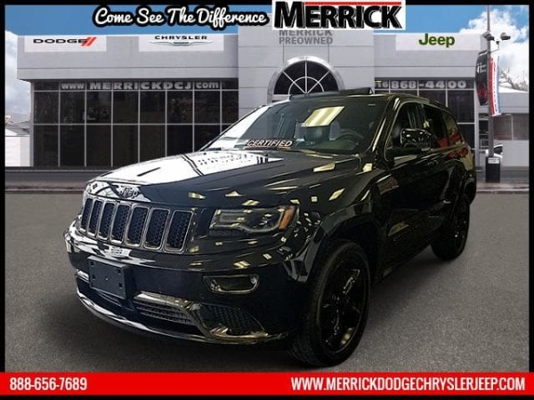 2016 Jeep Grand Cherokee High Altitude 4wd For Sale In Wantagh Ny