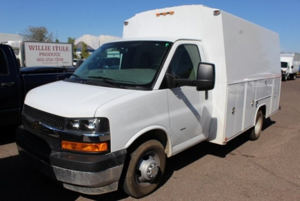 2018 Chevrolet Express Cutaway 3500