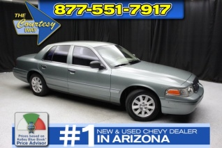 Used Ford Crown Victorias for Sale | TrueCar