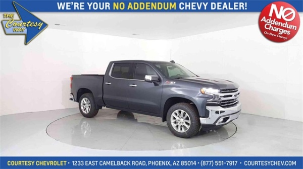 2020 Chevrolet Silverado 1500 in Phoenix, AZ