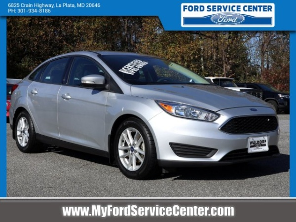 2016 Ford Focus in Waldorf, MD