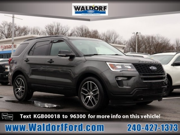 2019 Ford Explorer in Waldorf, MD